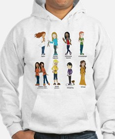 Young Women Values t-shirt Hoodie