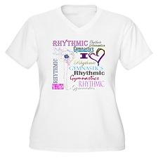 I Heart Rhythmic  T-Shirt