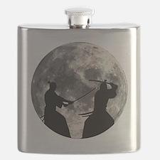 Samurai Moon Flask