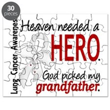 D Heaven Needed a Hero Grandfather Lung Can Puzzle