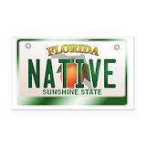 """Florida 3"""" x 5"""""""