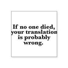 TranslationError Sticker