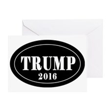 Donald Trump President 2016 Greeting Card