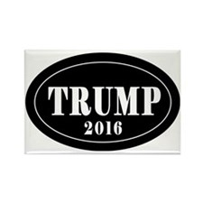 Donald Trump President 2016 Rectangle Magnet