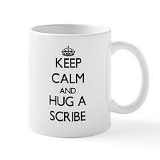 Keep Calm and Hug a Scribe Mugs