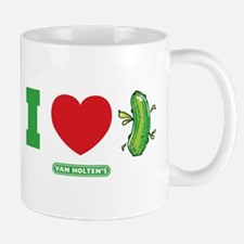 I Heart Pickle Mug