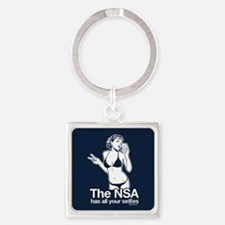 NSA Has Your Selfies Keychains