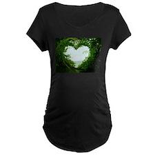 Poti's World Maternity T-Shirt