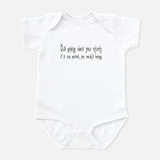 Perfect Church Infant Bodysuit