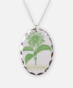 Sigg_daisey Necklace Oval Charm
