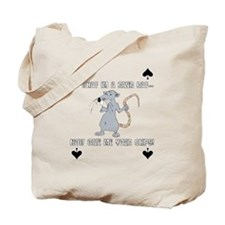 river rat Tote Bag