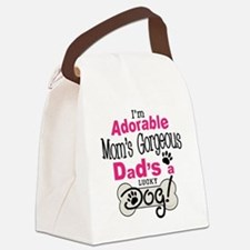Lucky Dad Canvas Lunch Bag