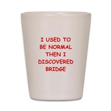 BRIDGE Shot Glass