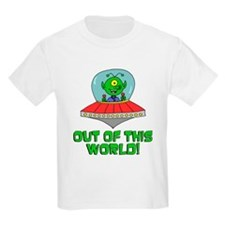 Out Of This World Kid T-Shirt