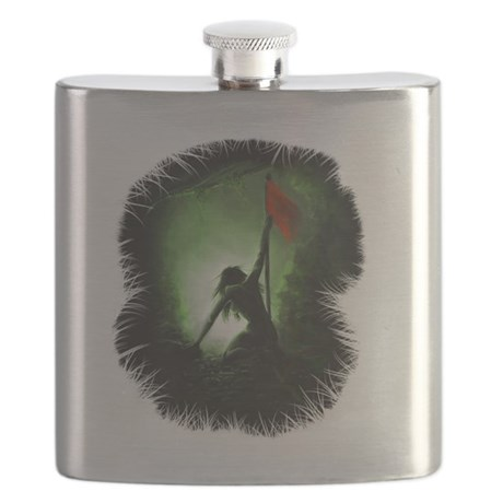 red Flag Flask