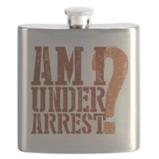 Breaking Bad: Am I Under Arrest Flask