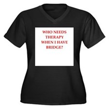 BRIDGE Plus Size T-Shirt