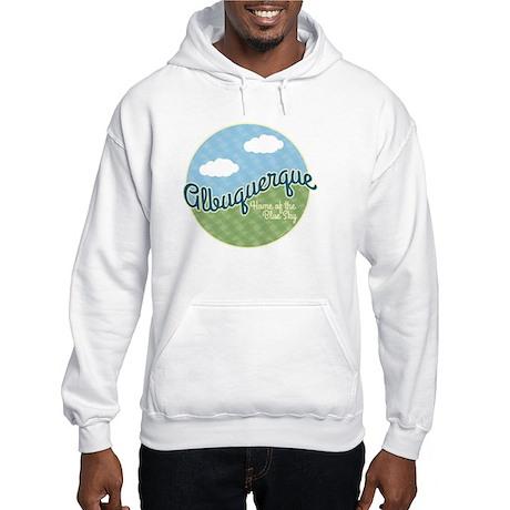Breaking Bad: Albuquerque Hooded Sweatshirt