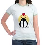 Penguins Jr. Ringer T-Shirt