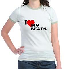I Love Big Beads T