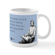 Spelled Hanukkah Mug