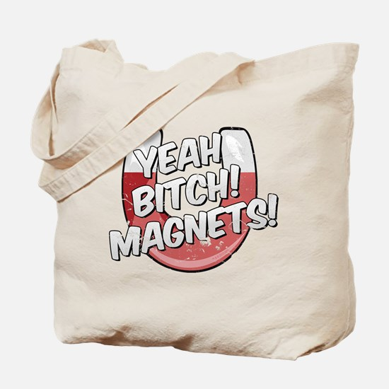 Yeah Magnets Tote Bag
