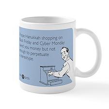 Hanukkah Stereotype Mug