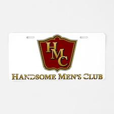 HMC Aluminum License Plate