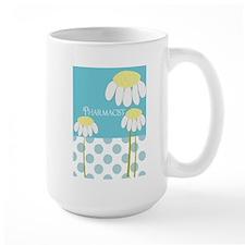 Pharmacist Daisy 3 Mugs