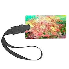 Sunburst 7.5x5.5_card Luggage Tag