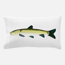 black carp Pillow Case