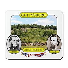 Gettysburg-Little Round Top Mousepad