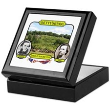 Gettysburg-Little Round Top Keepsake Box