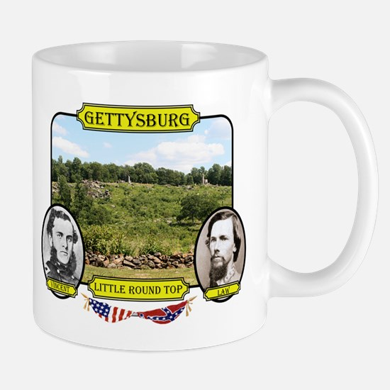Gettysburg-Little Round Top Mugs