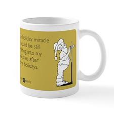 Holiday Miracle Mug