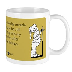 Holiday Miracle Mug
