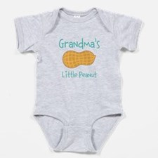 Personalized Little Peanut Baby Bodysuit