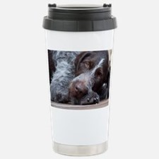 thorn_notecard_artwork Travel Mug