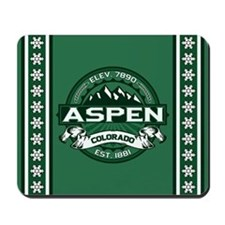 Aspen Forest Mousepad