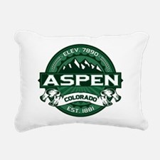 Aspen Forest Rectangular Canvas Pillow
