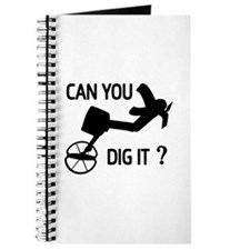 Can you dig it ? Journal