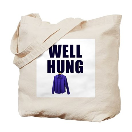 Well Hung Tote Bag