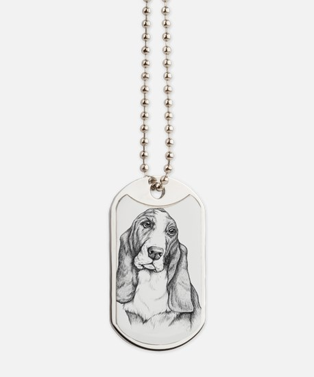 basset.jpg Dog Tags