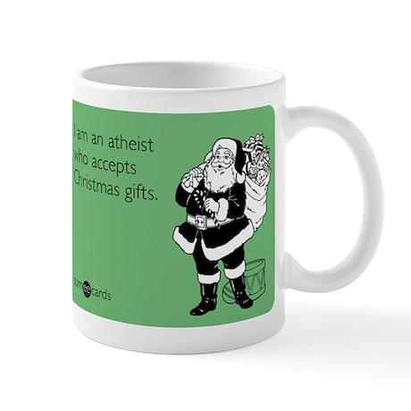 Atheist Gift Mug