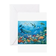 Oceanscape Greeting Cards