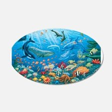Oceanscape Wall Decal