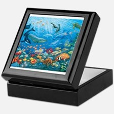 Oceanscape Keepsake Box