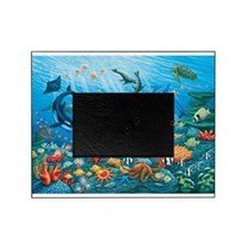 Oceanscape Picture Frame