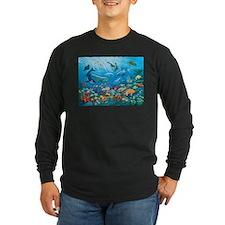 Oceanscape Long Sleeve T-Shirt