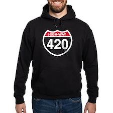 Highway 420 Hoodie